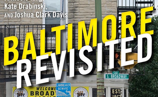 [Book Review] Baltimore Revisited: Stories of Inequality and Resistance in a U.S. City