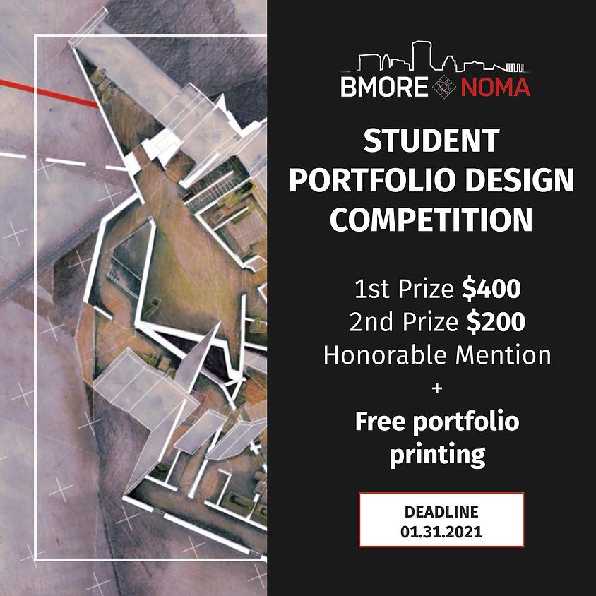 Bmore NOMA: Student Portfolio Design Competition