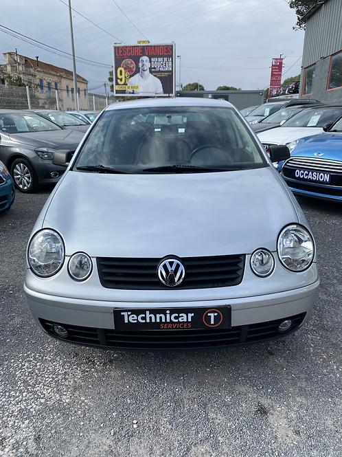 Volkswagen Polo (1,2i 65CV essence)