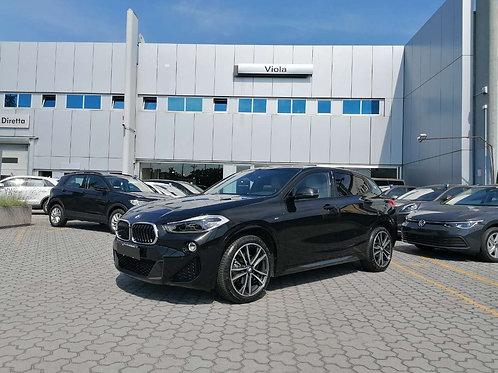 BMW X2 sDrive 18d 150 ch BVA8 M Sport X