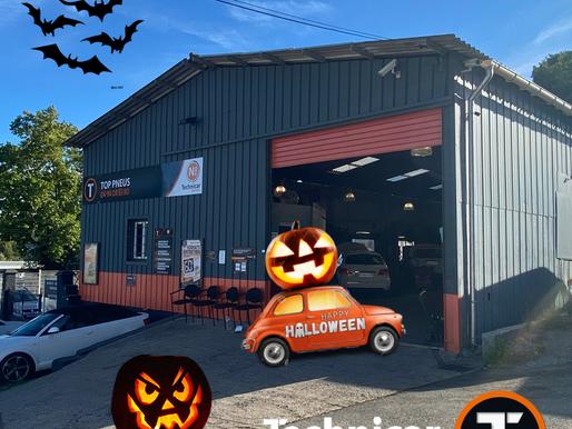 halloween top pneus