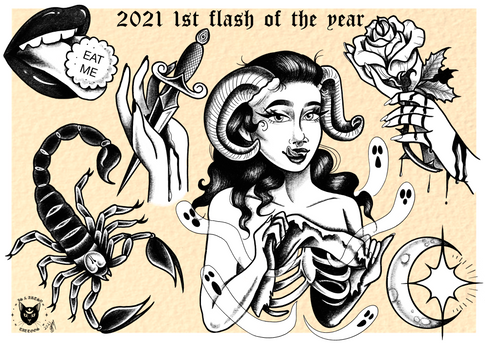 2021 1st Flash of the Year