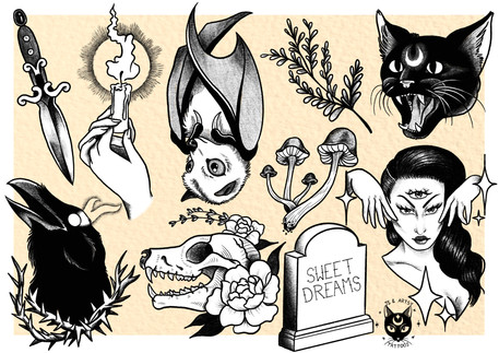 Occult Cute Things