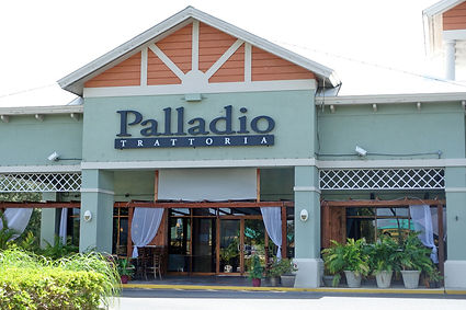 Window Cleaning at Palladio