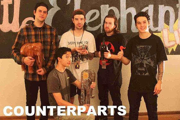 Counterparts Session 1 Vinyl