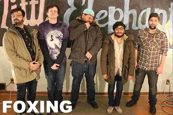 Foxing Session Vinyl