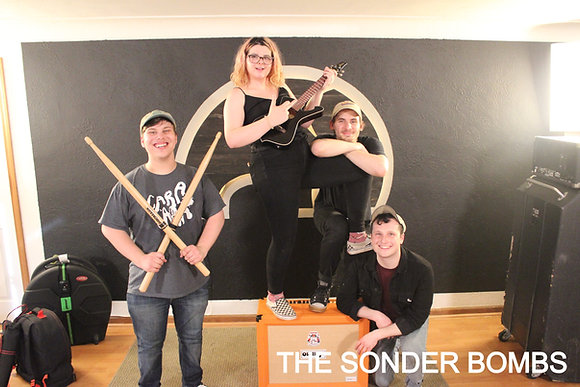 The Sonder Bombs Session Vinyl