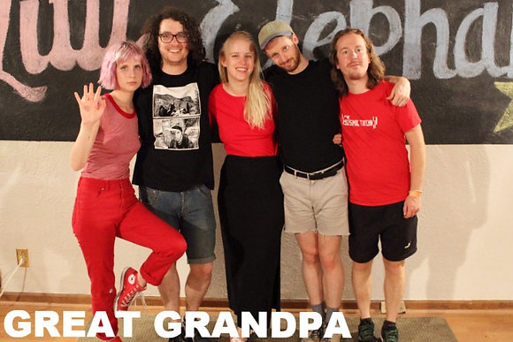 Great Grandpa Session Vinyl
