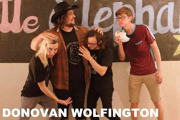 Donovan Wolfington Session Vinyl