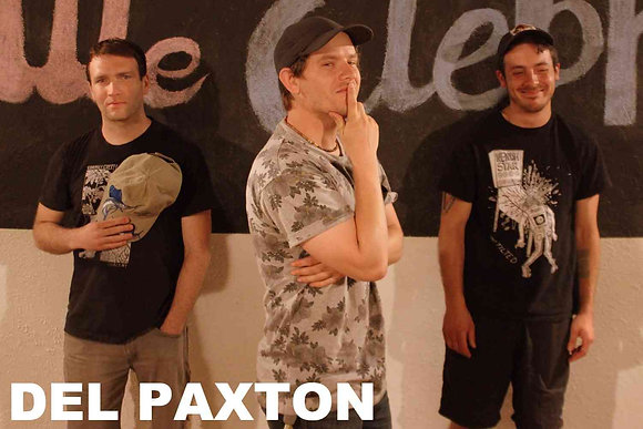 Del Paxton Session Vinyl