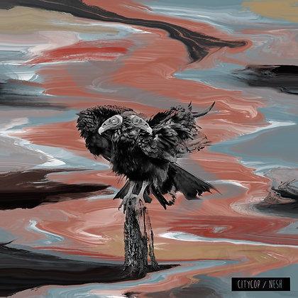 """Glass Bones - Nesh 7"""" Vinyl"""