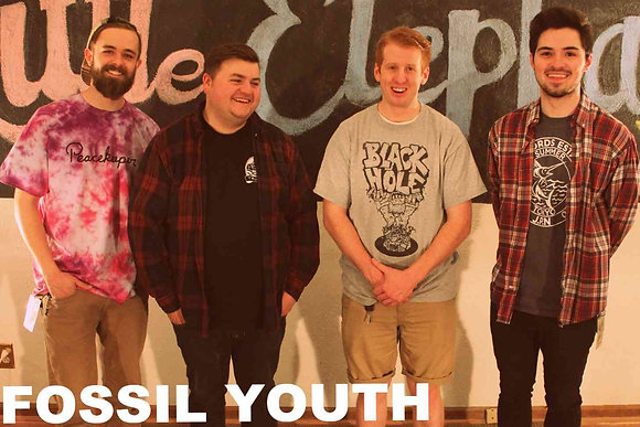 Fossil Youth Session Vinyl