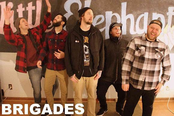Brigades Session Vinyl