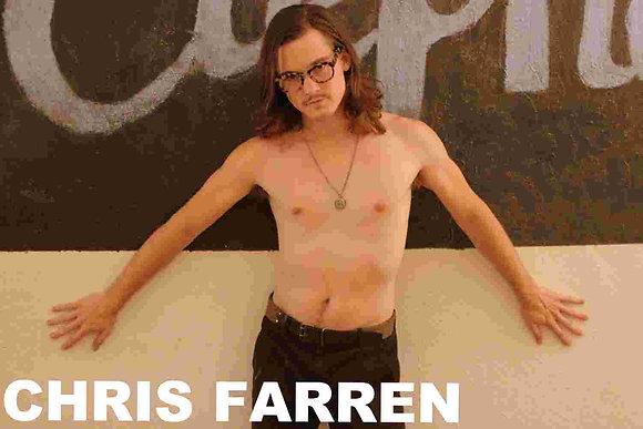 Chris Farren Session Vinyl