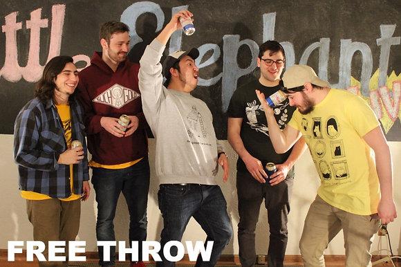 Free Throw Session Vinyl