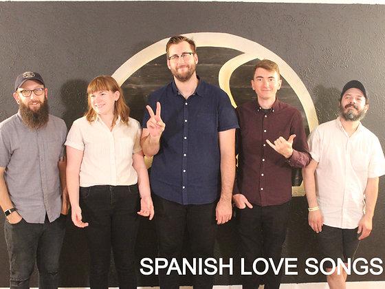 Spanish Love Songs Session Vinyl