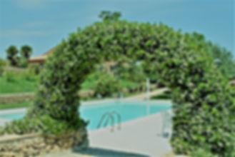 B&B a Siracusa  struttura immersa nel verde con piscina