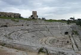 Siracusa Teatro Greco