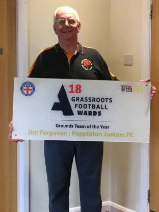 Jim Ferguson Grounds Team of the Year 20