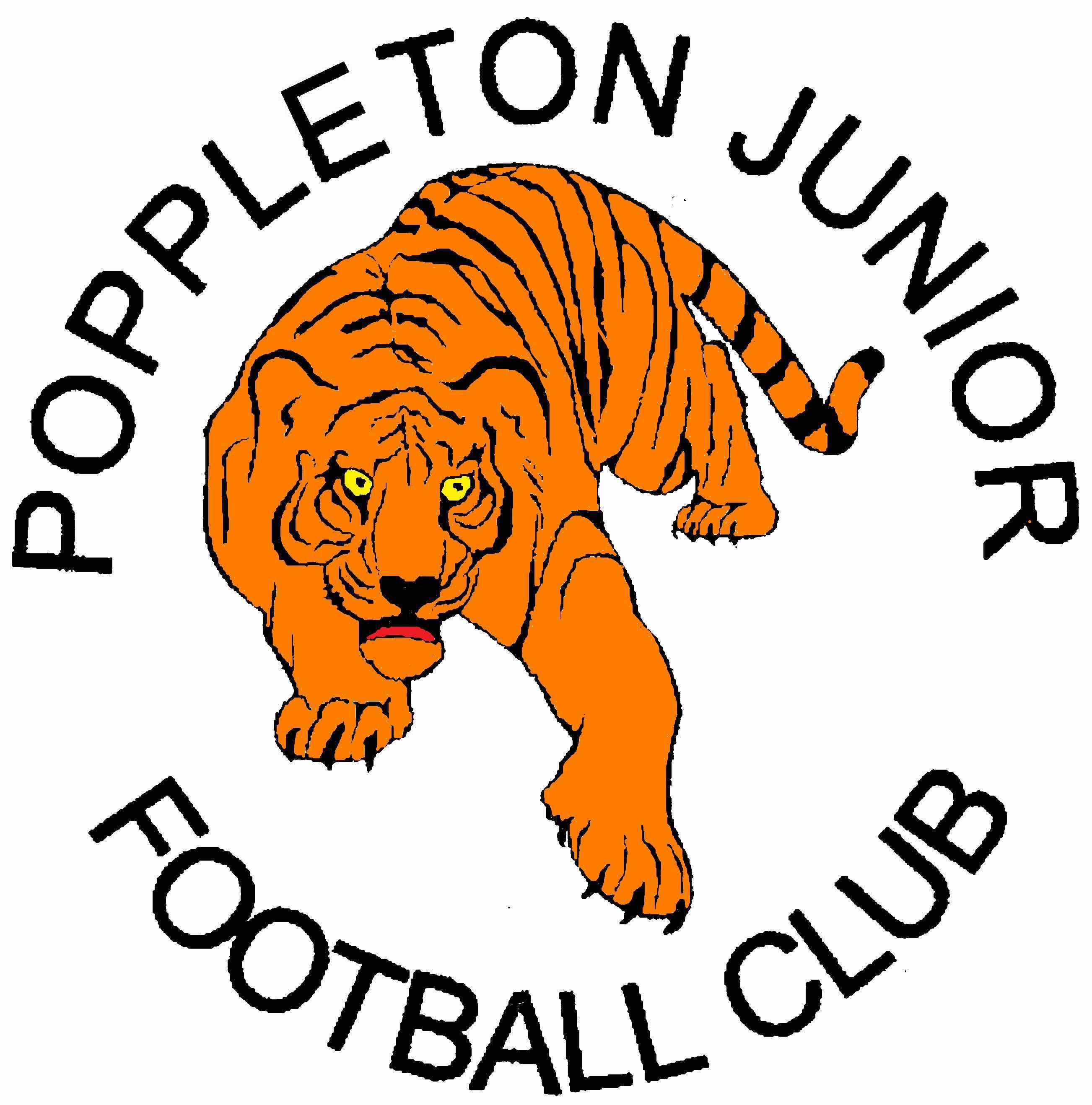 pjfc | Boys U9 Tigers