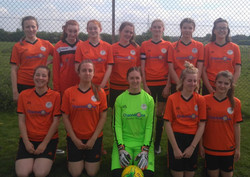 U15 Girls Final 1