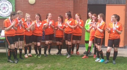 U15 Girls Final 2