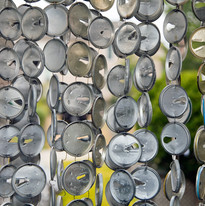 Beer Can House Details 2 - photo by Davi