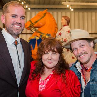 Jonathan Beitler, Elaine Dillard, John M
