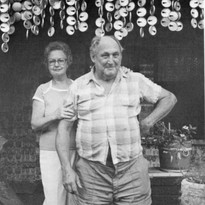 John & Mary Milkovisch - photo by Janice