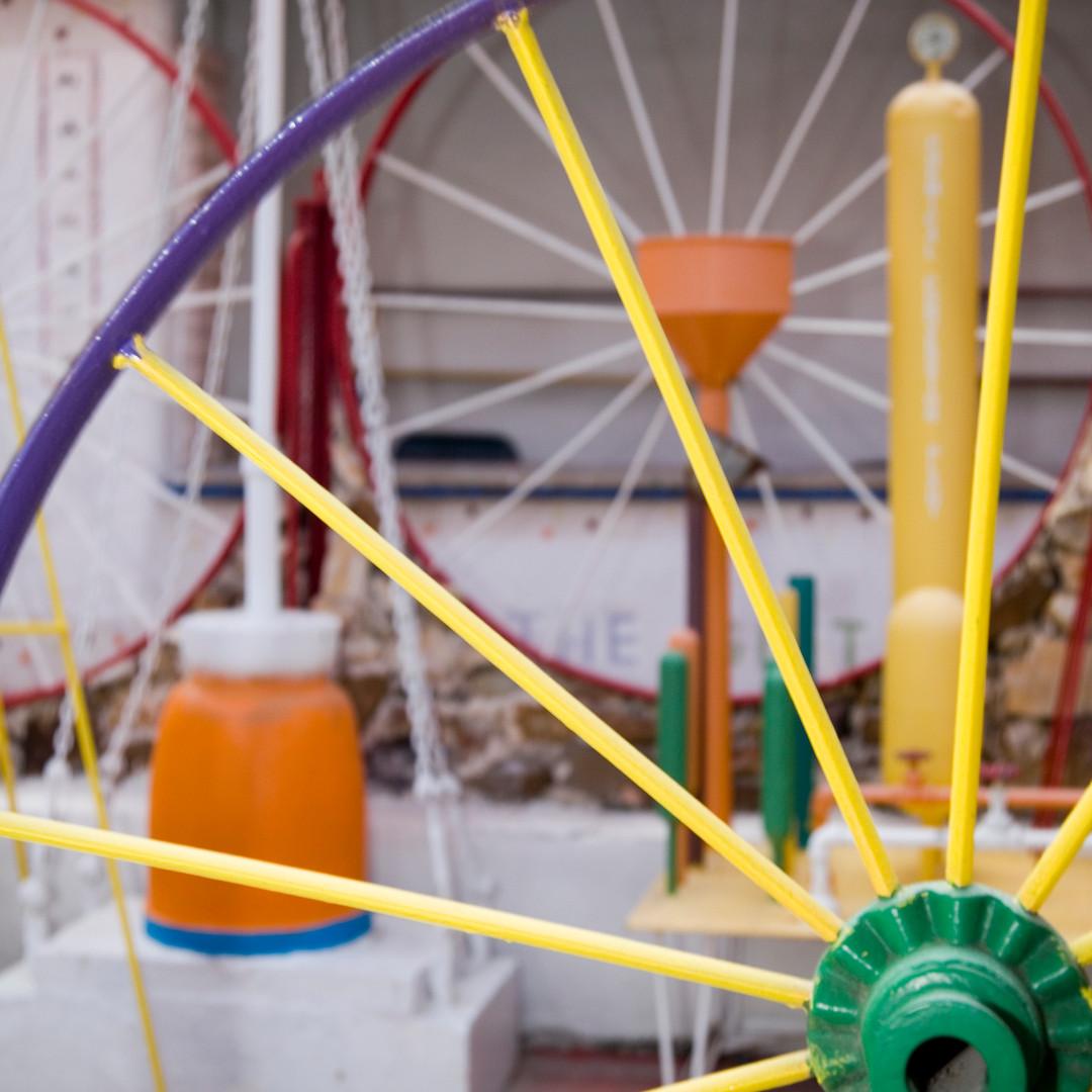 Orange Show Monument 1 - photo by David