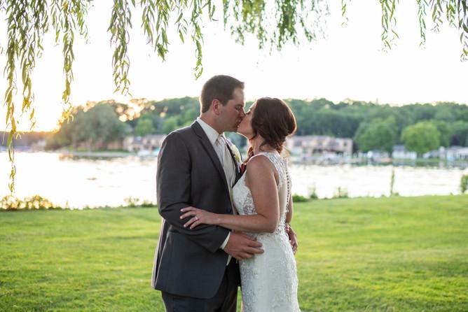 PHOTO: Leanna and Scott's Wedding