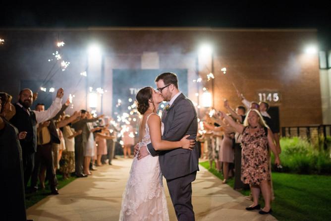 PHOTO + FILM: Emily and Matt's Wedding