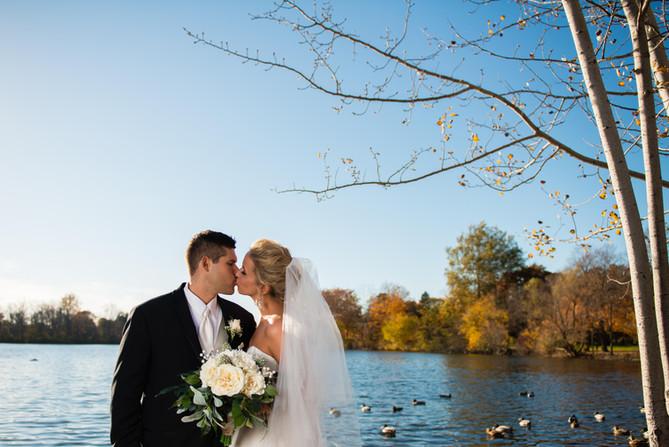 PHOTO: Abby and Jon's wedding