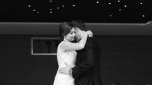 Photo: Nicholas and Andrea's wedding