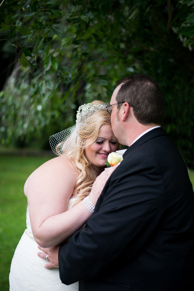 Photo: Victoria and Brian's wedding