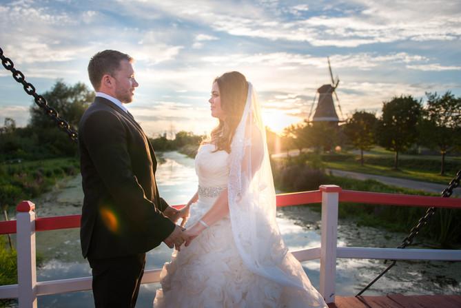 PHOTO: Breianna and Phillip's wedding