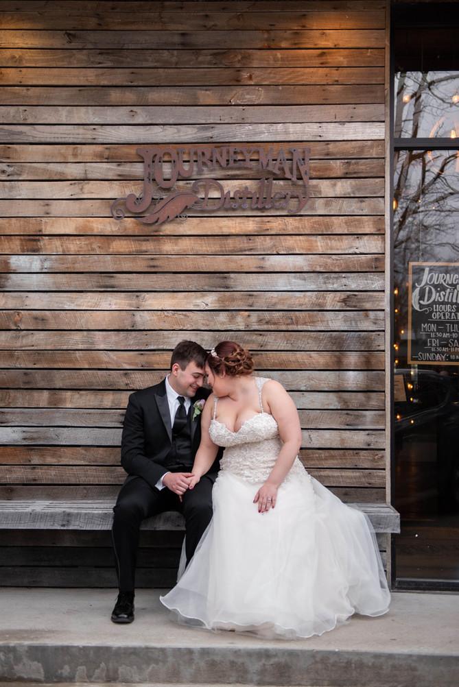 PHOTO: Ashley and Matt's Wedding
