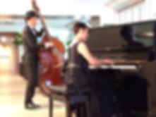 後藤美穂 徳島 ジャズ ピアニスト ピアノ