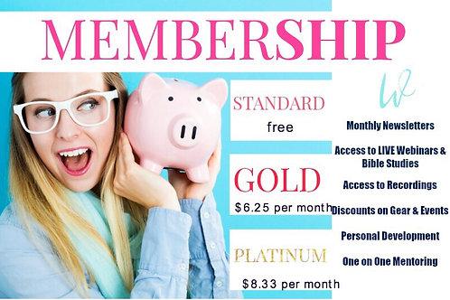 Platinum Membership