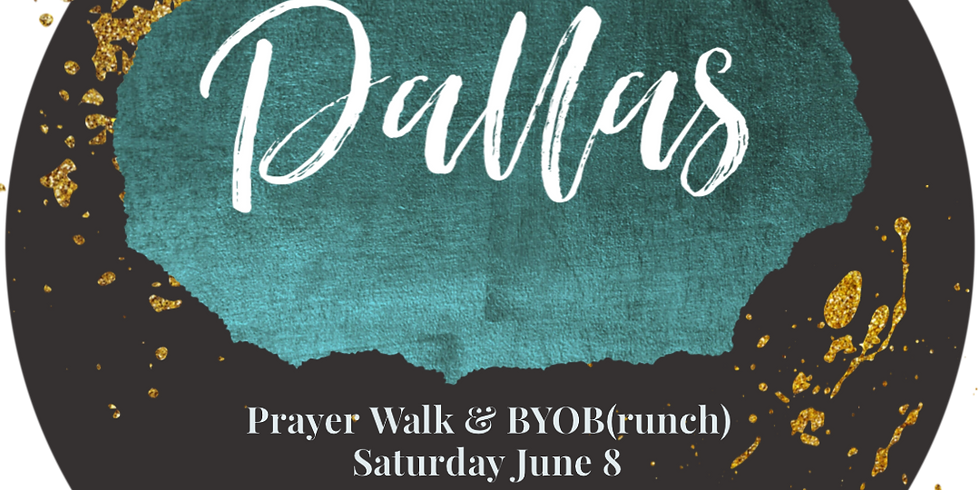 Prayer Walk and BYOBrunch