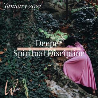 Spiritually Strong (Week 4)