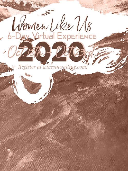 Women Like Us Virtual Conference