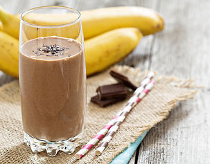 Chocolate Mocha smoothie