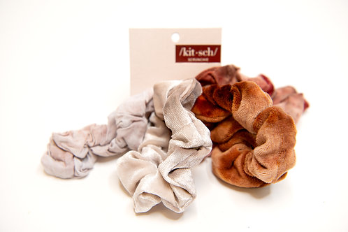 Kitsch Scrunchies Pack of 4