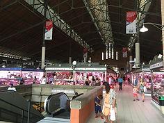 Markthalle Alicante Villa Finca Costa Blanca