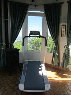 Laufband Villa Finca