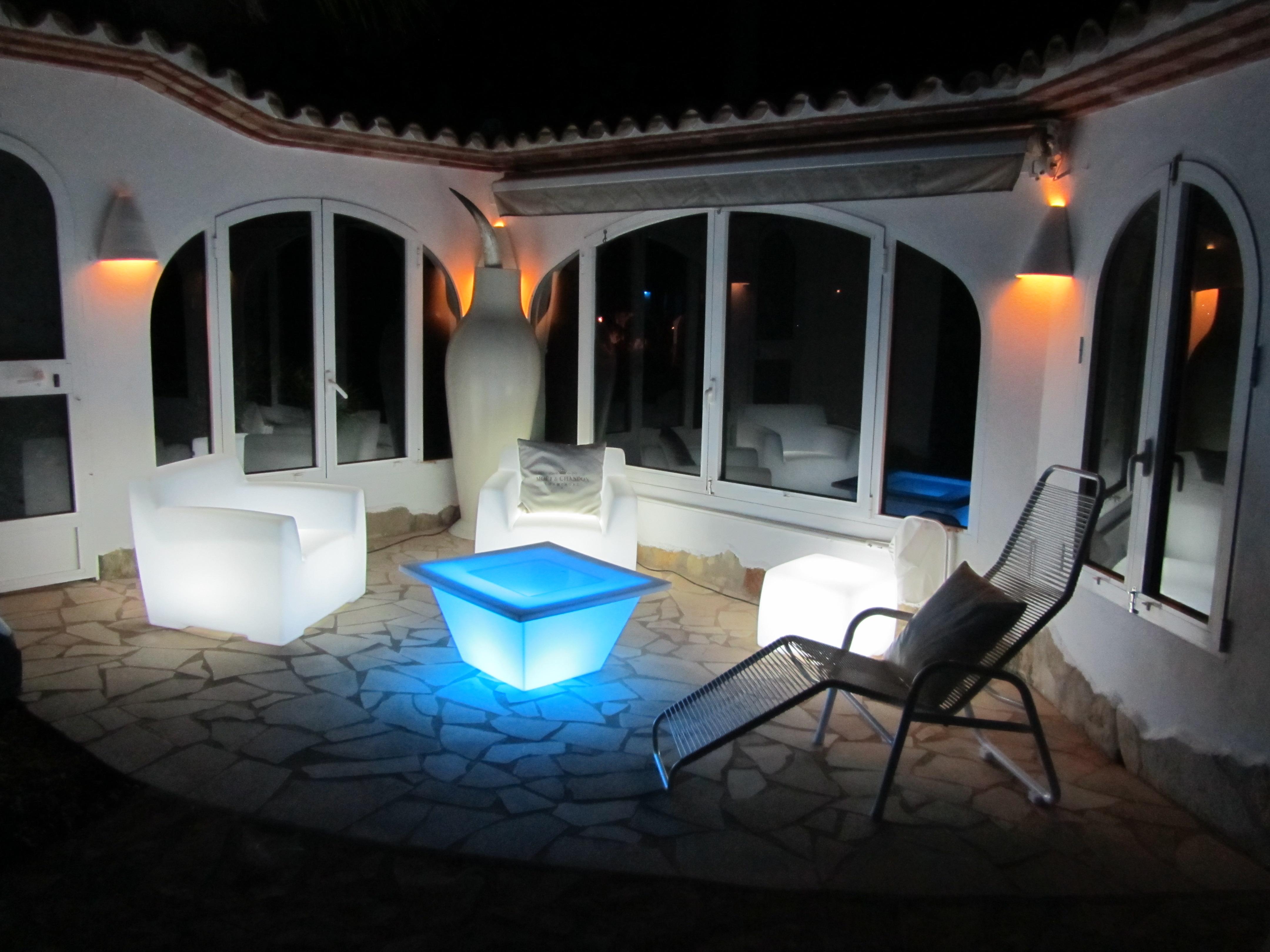 Abendstimmung & Lounge