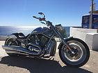 Motorrad Harley Davidson Villa Finca Costa Blanca