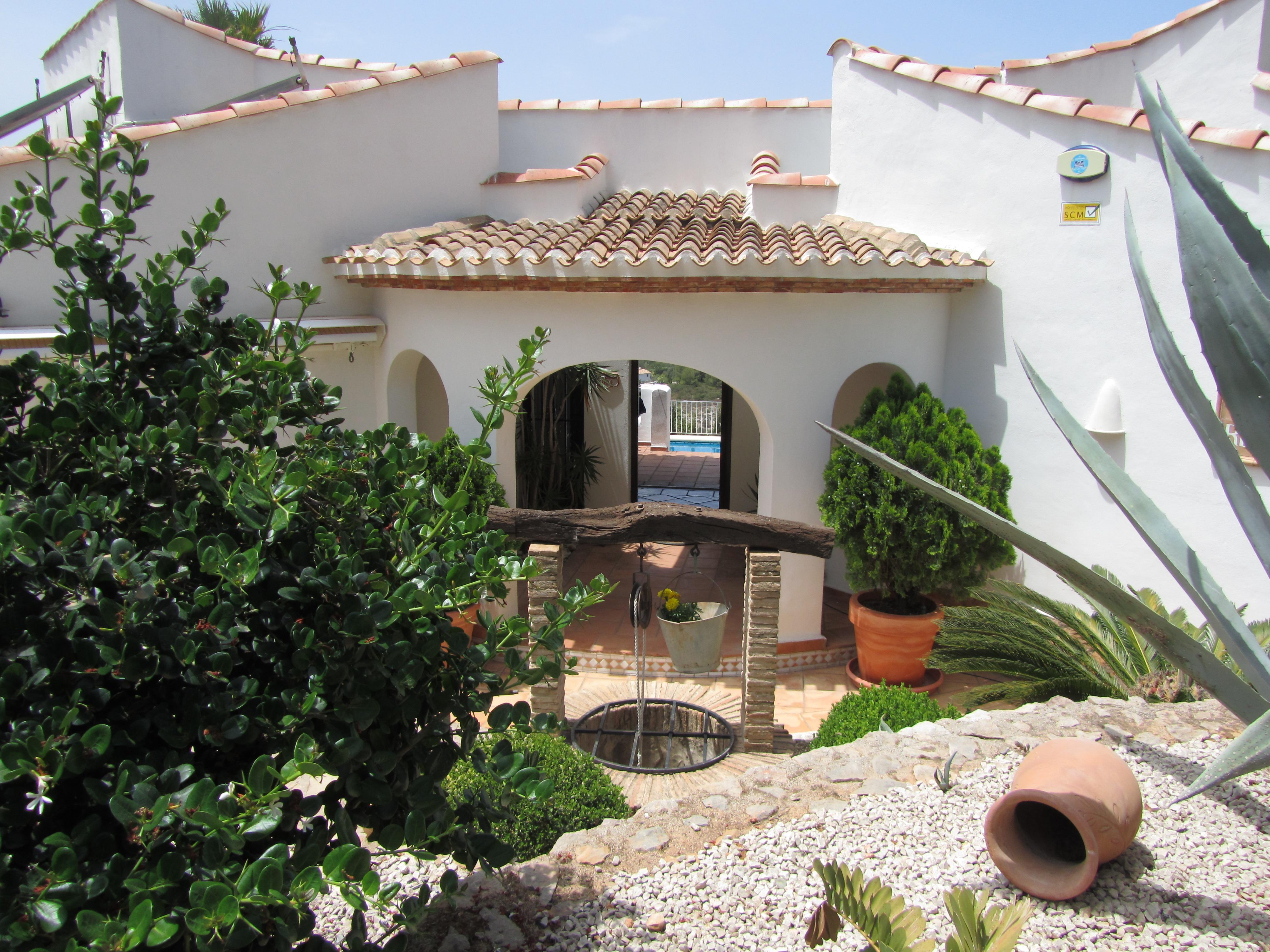 Villa Finca Costa Blanca El Refugio