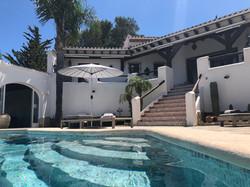 Pool, Lounge, Villa Finca Costa Blanca